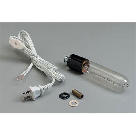 ceramic tree light kit ceramic tree l kit 6ft cord socket