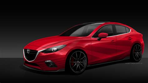 2013 Mazda Vector 3 Concept News And Information