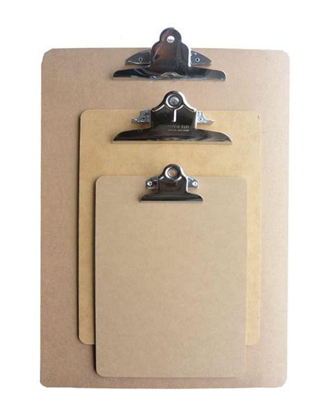 papierklem hema klembord hout