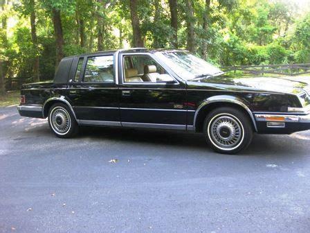 1993 Chrysler Imperial by Sell Used 1993 Chrysler Imperial Base Sedan 4 Door 3 8l In