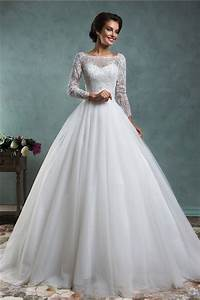 tulle bateau neckline ball gown wedding dress with cap With wedding dress ball gown with sleeves