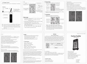 Ucomm Technology Sc200 Swing Caddie User Manual Manual