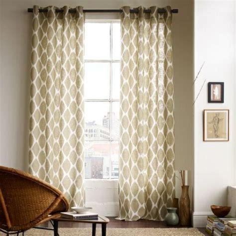 moderne gardinen ideen fuer ihr zuhause archzinenet
