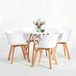 Esszimmerstühle Mit Armlehne Günstig : 4x retro designerstuhl 4er esszimmerst hle mit armlehne ~ Whattoseeinmadrid.com Haus und Dekorationen