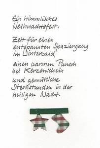 Weihnachtswünsche Ideen Lustig : weihnachtskarte winterwald von kartenfreude auf dawanda ~ Haus.voiturepedia.club Haus und Dekorationen