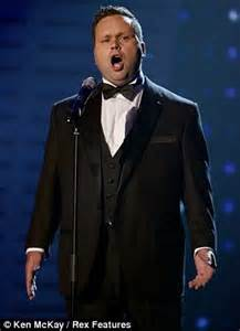 James Corden is unveiled as Paul Potts in first official ...