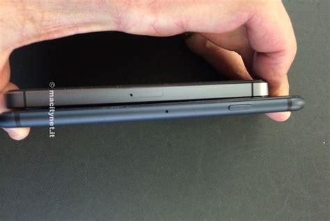 iphone 6 thickness iphone 6 vs htc one m8 what we so far