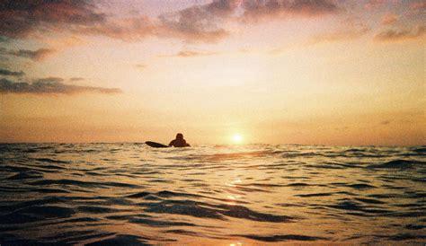 surf sunset zen sea om meditating archibald brett way surfing beach surfer board wave lost zambales pamintuan sand surfboard flickr