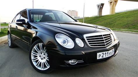 Equipements d'origine avantgarde vs elegance. Обзор популярного автомобиля Mercedes-Benz W211: описание ...