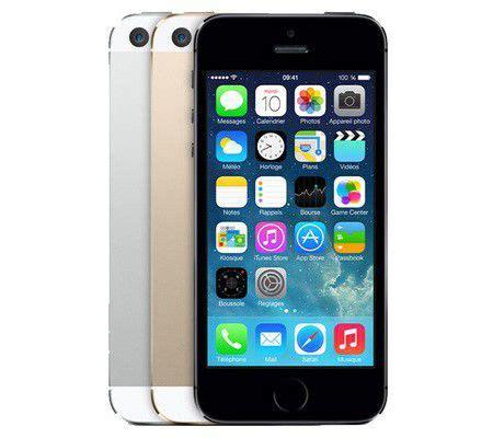 iphone 5s test apple iphone 5s test prix et fiche technique smartphone les num 233 riques
