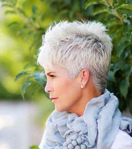 19 Great Pixie Haircuts for Older Women Short hair older