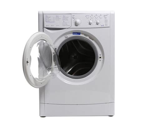 Buy Indesit Ecotime Iwdc6143 Washer Dryer  White Free
