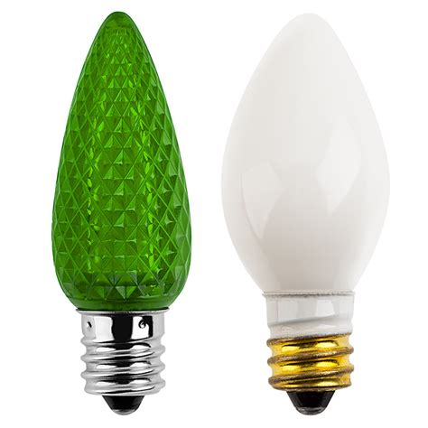 led replacement bulb c7 w 3 led 1 7w 3 lumens