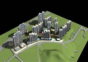 3D Model Architecture 737 - 33900