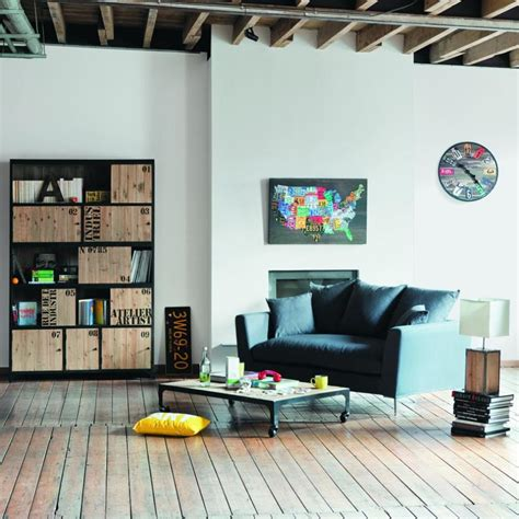 libreria maison du monde librerie 5 proposte per 5 stili diredonna