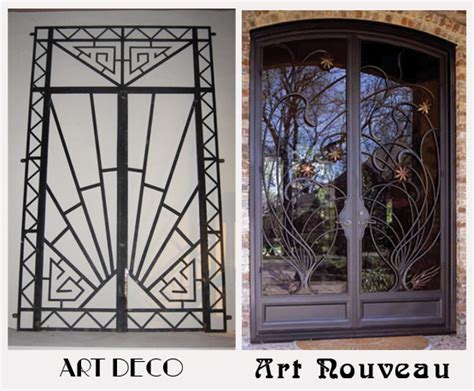 nouveau deco deco or nouveau how to tell which is which