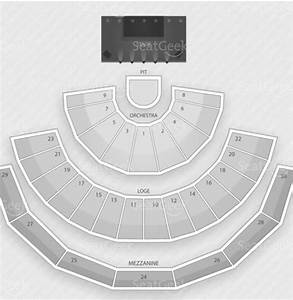 Amphitheater Chart Ford Seating Tampa