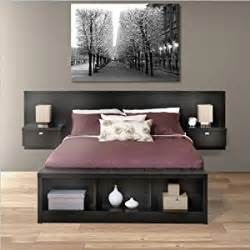 amazon com prepac series 9 platform storage bed with