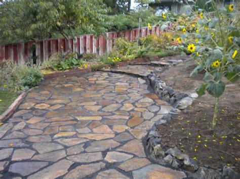 precautions to take flagstone pavers decorifusta