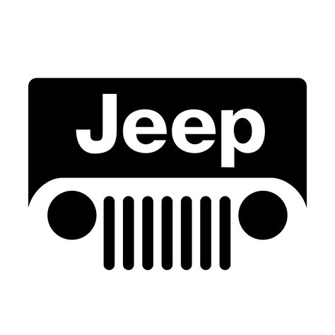 Jeep Logo Png Transparent Svg Vector Freebie Supply