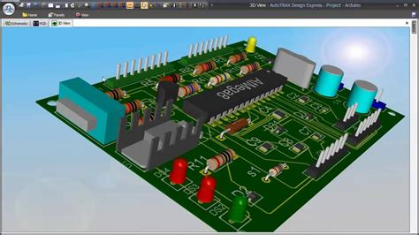 schematic simulation pcb design  solid modeling youtube