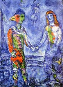 234 best images about Paintings of Marc Chagall on Pinterest