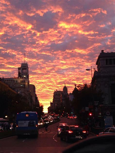 sunset madrid sunset collection   fondos de