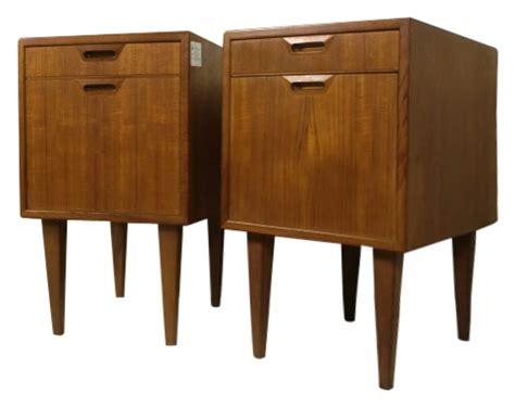 Mid Century Modern Filing Cabinets Bachelor Pad