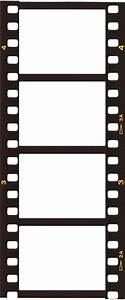 Blank Film Strip Template Free - ClipArt Best