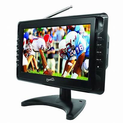 Portable Inch Lcd Supersonic Tvs Television Usb