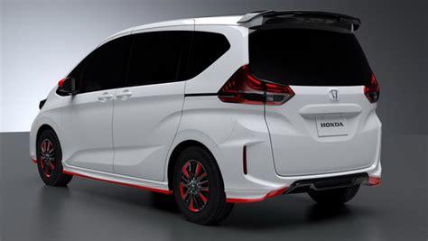 Honda จัดหนักเปิดตัวชุดแต่ง Freed สุดสปอร์ต  รถใหม่ 2018