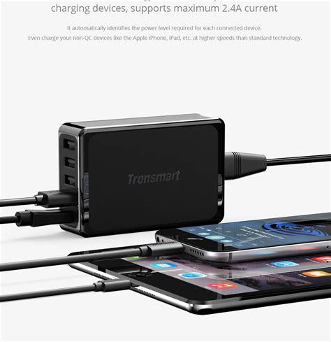 charge 4 0 ladegerät tronsmart charge 3 0 carregador usb 1 charge 4 voltiq portas
