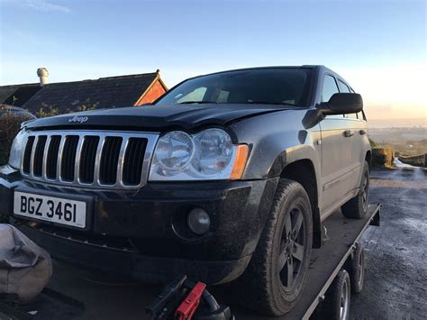 2005 2018 Jeep Grand Cherokee 30crd Limited Breaking