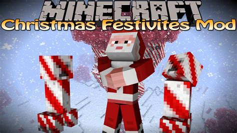 christmas mod for minecraft 1 11 2 1 9 4 1 8 9 1 7 10 for