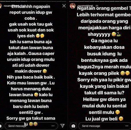 Nikita Mirzani Keponakan Dewi Perssik Panas Jual