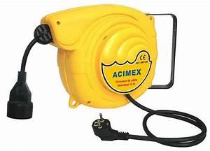 Enrouleur Electrique Automatique : enrouleur lectrique 12m automatique ip42 enrouleur et ~ Edinachiropracticcenter.com Idées de Décoration