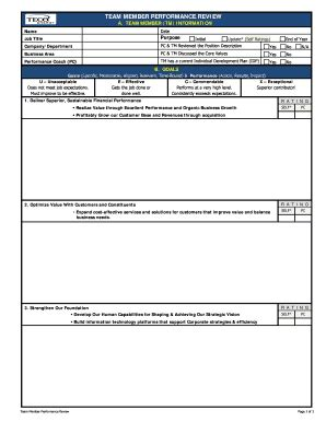 22480 employee evaluation form exle employee performance evaluation form excel templates