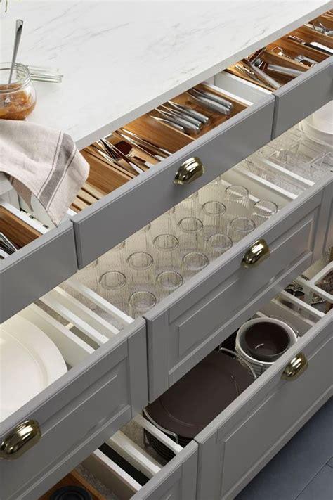Kitchen Cabinet Interior Organizers by 25 Best Ideas About Ikea Kitchen Organization On
