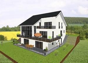 Haus Bauen Beispiele : haus mit einliegerwohnung bauen 93 beispiele ~ Markanthonyermac.com Haus und Dekorationen