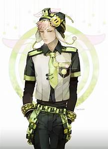Noiz from DMMd by Memipong on DeviantArt