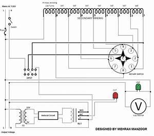 Automatic Voltage Regulator  Avr  Circuit