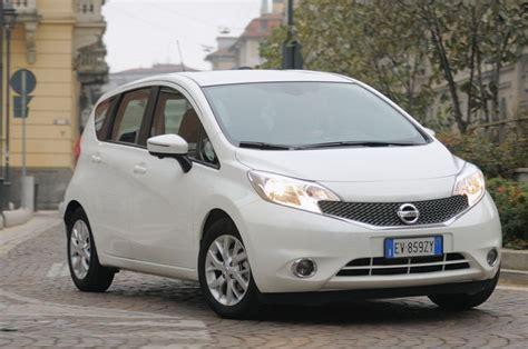 Al Volante Nissan Note by Prova Nissan Note Scheda Tecnica Opinioni E Dimensioni 1 2