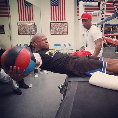 floyd mayweather training proboxing fanscom