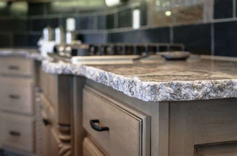 WHAT YOUR COUNTERTOP EDGE SAYS ABOUT YOU   CARVED IN STONE