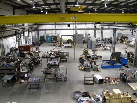 Electric Motor Shop by Facilities