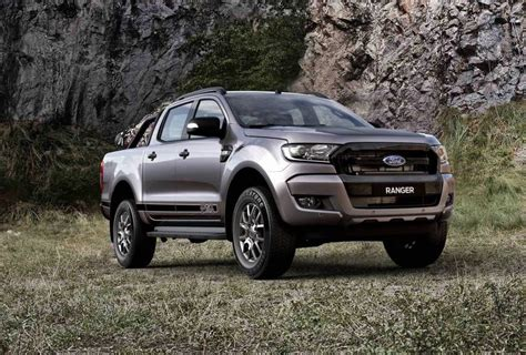 ford ranger 2017 2017 ford ranger fx4 special edition now on sale in