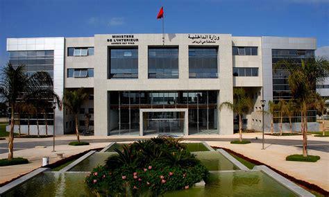 ministere de l interieur maroc le maroc planche sur la gestion des risques naturels energies environnement