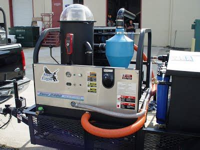 steel eagle fury  waste recovery vacuum system