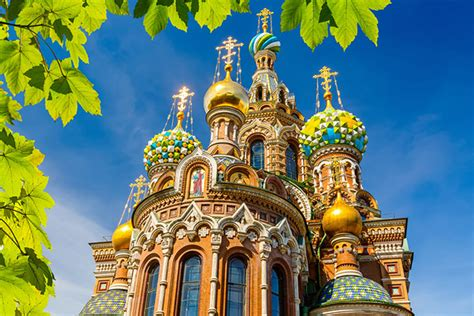An Independent Traveler's St. Petersburg
