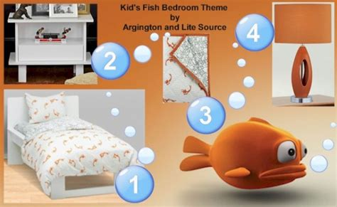fish themed bedroom the most modern fish kids bedroom theme ever blog simplykidsfurniture com